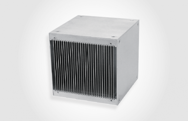 Bonded Fin Heat Sink Zaward